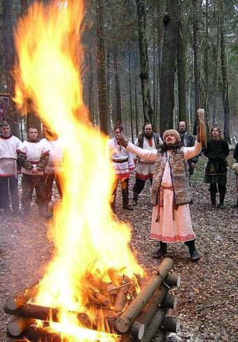 язычество обряды славян магия приворот